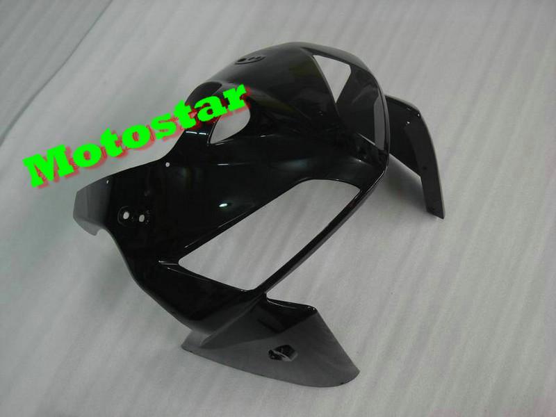 Pure Black Fairings Kit For HONDA CBR600RR CBR600 F5 2003 2004 03 04 Free Windscreen
