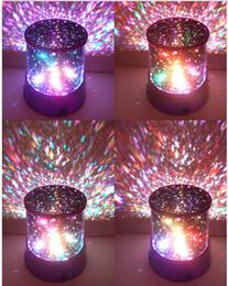 Wholesale Star Sweet Light - Brand New Sweet Love Star Sky Romantic Night Projector Light Children toy kid gift