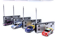 Wholesale Super Mini Rc Cars - Hot !!! NEW Mini Coke Can Radio Remote control Super RC racing car