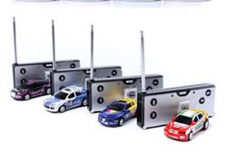 Wholesale Mini Radio Controlled Car - Hot !!! NEW Mini Coke Can Radio Remote control Super RC racing car