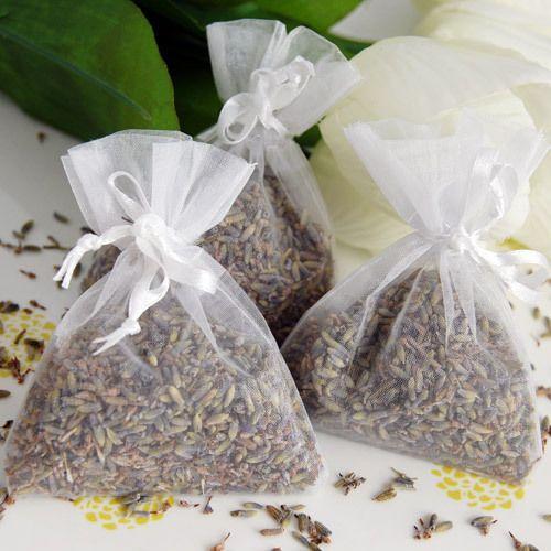 200 Pcs White Organza Gift Bag Wedding Favor Pouches 7X9 cm ( 2.7 inch x 3.5 inch)