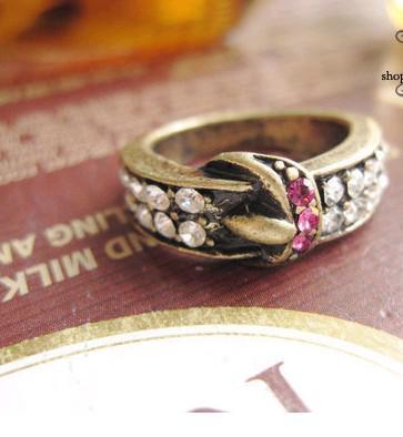 Moda Biżuteria Damskie Pierścionki Dziewczyna Pierścienie Nowe Przywracanie Starożytnych Sposób Pasek Zestaw Pierścień Ślimak
