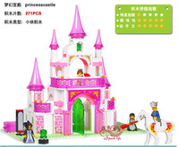 Wholesale Blocks Brick M38 - New M38-B0153 3D Jigsaw Puzzle type Building Block Set Brick Toy Children Christmas Gift
