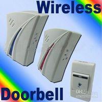 Wholesale Doorbell Rings - DIGITAL Cordless 36-MELODY Songs Doorbell & receiver Wireless Remote Control Door Bell Musical Ring