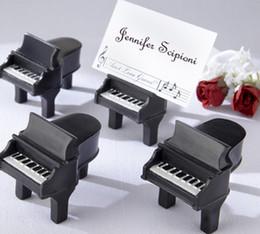 Matrimoni per i titolari di carte online-Titolari di tessere per pianoforte con carte migliori per matrimoni e feste PC902 32PCS / LOT VENDITA CALDA