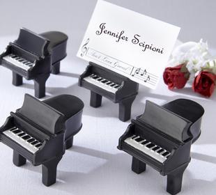 Titolari di tessere per pianoforte con carte migliori per matrimoni e feste PC902 32PCS / LOT VENDITA CALDA