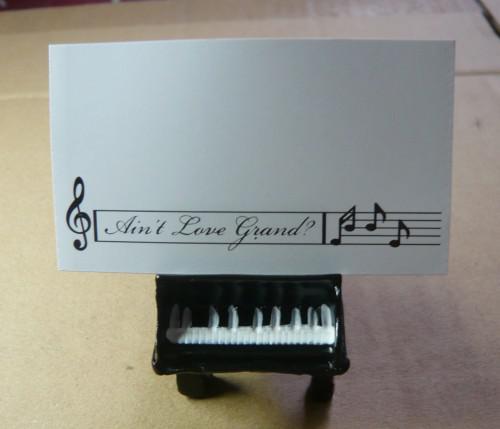 Piyano Yeri Kart Sahipleri Kartları ile düğün için en iyi ve parti PC902 32 ADET / GRUP SıCAK SATıŞ