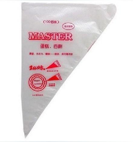 500 M Size Disposable Pastry Cake Icing Piping Decorating Bags Medium size 32*21cm
