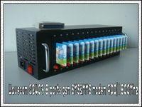 Wholesale Gsm Gprs Modem Wavecom - Global Bulk sms Q2403 16 ports gsm gateway,GSM GPRS Modem Pool 16 Ports USB interface Wavecom Module AT Commands Q2403