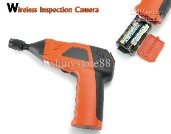Wireless Inspektionskamera mit Farb-LCD-Monitor Review - Endoskop Conduit