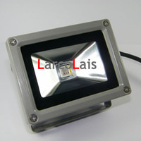 Wholesale Waterproof High Power Bright W V V V V RGB Colorful Spotlight Flood LED lights Lamp