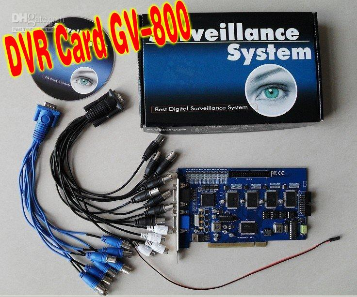 PCI DVR CARD 4 CHANNEL DRIVERS DOWNLOAD