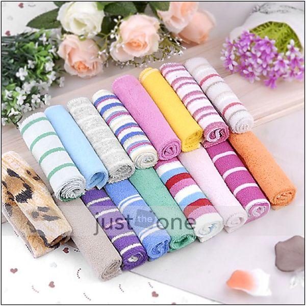 top popular Soft Baby Newborn Children Bath Towels Washcloth for Bathing Feeding baby washcloths washrag face 2020