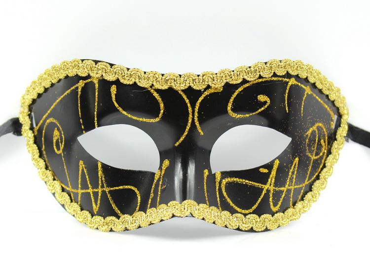 Halloween Masks Masquerade Venetian Women Lady Sexy Party Masks Big Discount Hot Selling