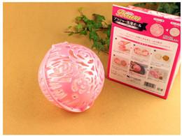 Wholesale Ball Bubble Bra - magic Washer Bra Laundry Wash Ball Bubble Bra Double ball shape Baby Laundry Aid Saver Ball Washing