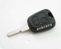 ingrosso pulsante di qualità remoto-Guscio chiave automatico di alta qualità di trasporto libero per le coperture di chiave a distanza del bottone di Peugeot 2, commercio all'ingrosso, 029076