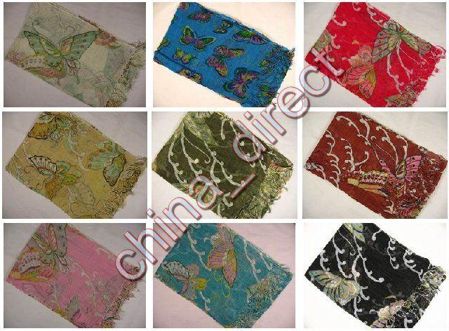 Exquiste Spring Summer scarf ponchos wraps scarves shawl #1810