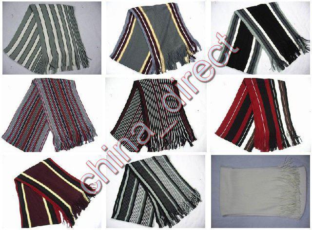 メンズスカーフスカーフメンズネックファッションスカーフ10ピース/ロット#1823