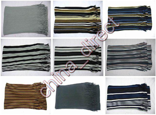 Men's scarf Scarves Mens Neck Fashion Scarf #1823