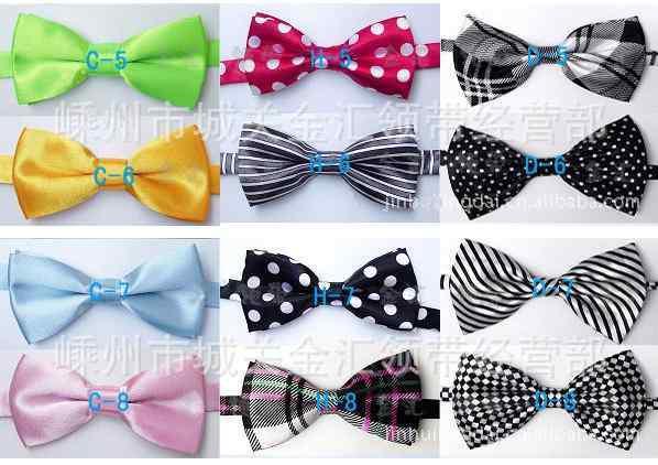 Мальчиков смокинг галстуки галстук малыша смокинг формальный костюм BOWSTIES neckbow дети галстук шеи галстук