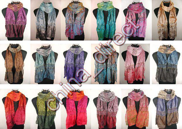 Хорошие женские шарфы шарф Neckscarf платок обернуть 30пк/лот #1859