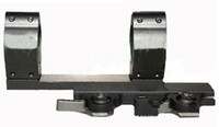 Wholesale rails double - New LaRue tactical 30mm double ring quickly realease 20mm weaver rail scope mount