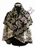 Wholesale Thick Pashmina Wrap - Pashmina feeling thick Shawls Poncho Cashmere Wrap scarf Scarves Scarf Neckscarf scarf Wrap 10pcs lot #1865