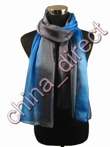 Underbar 100% Silk Scarf Shawl Scarf Scarves Scarf Soft / # 1871