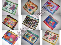 Cutie animal design 100% lenços lenços de Seda lenço De Seda das mulheres menina criança 20 pçs / lote novo # 1898 de