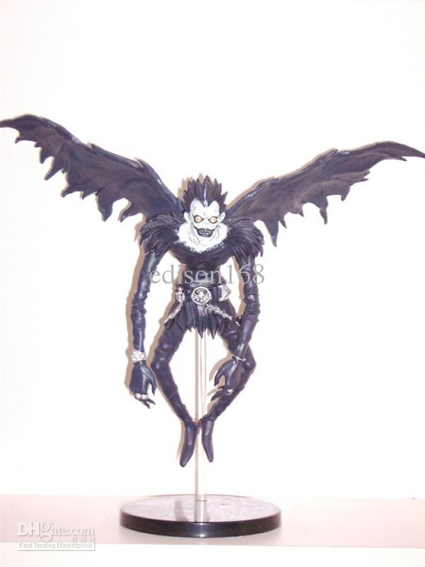 2019 New Death Note Action Figure Ryuk Hero Action Anime Figures Character Model Japan Cartoon Children Kid Gift Toys From Edison168 20 11