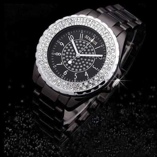 valentine medium her for s chronograph women gift watches gold ideas tone watch ladies