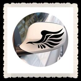 $enCountryForm.capitalKeyWord Canada - The rearview mirror Funny Car Decals Bumper Stickers wing Car Emblems badges car stickers
