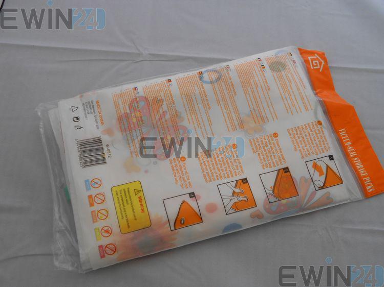 50×60cm高品質真空圧縮貯蔵袋盛り合わせサイズパック