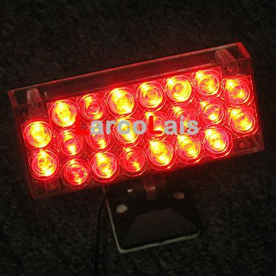 TR 2X22 LED Strobe Flashing Grill Light Emergency Policja Światła Red Blue Amber Biały DLCL8606