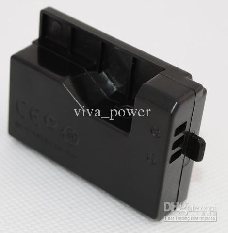 Kostenloser Versand DR-E10 DRE10 DC Koppler nur für Canon EOS 1100D, Rebel T3