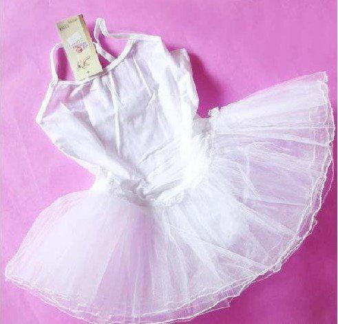 enfant Robe de ballet; tutu pegeant Danse; robe de soirée