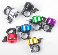 Wholesale Wholesale Sports Horns - Fashion Bicycle Ring Bell Aluminum Bell Sounds Cycling Sport Bike Rings Bells Alarm Horns
