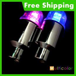 Wholesale Chinese Wheel Bike - Chinese wholesale led 20x Colorful Car Bike wheel Tire Valve Cap flash LED Light