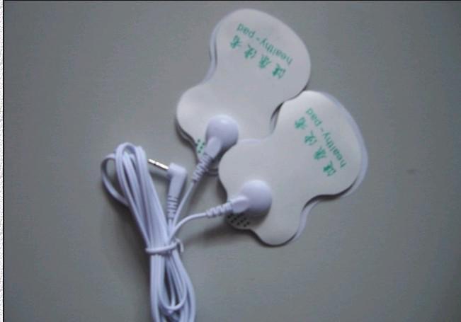 Zapatilla de terapia mágica / zapatos con decenas Acupuntura terapia Máquina + electrodos, masaje de pies