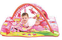 Wholesale Play Activity Gyms Baby - New Tiny Love Lights 'n Music Baby 3D Activity Gym Gymini Super Deluxe Infant Play Activity Gyms baby gift toy