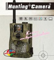 Wholesale Scoutguard Mms - ScoutGuard SG550M-8M SG880MK-8 HD GPRS GSM LongRange 8MP MMS SMS E-mail Game Scouting Trail Hunting Camera