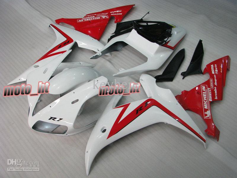 Hi-Qulality Fairings for YZF-R1 2002 2003 2003 YZF R1 YZF1000 02 03 YZFR1 02-03フェアリングキットR1203