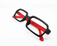 Wholesale 2012 new fashion matte surface spectacle frames non mainstream empty glasses lens frame