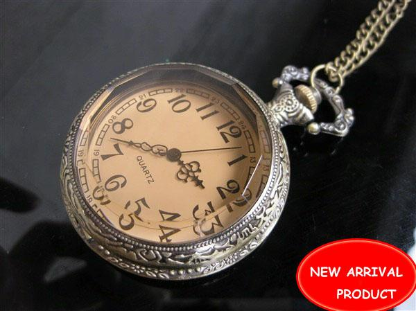 New arrival hot sale vintage necklace western retro open design new arrival hot sale vintage necklace western retro open design pocket watch pendant sweater chain automatic watch pocket watches from greatapex2 aloadofball Gallery