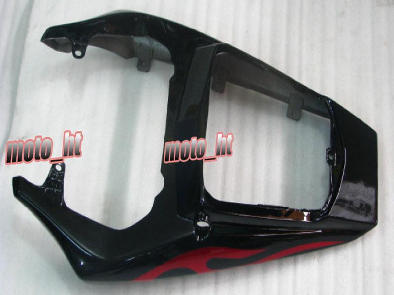 Carénage de flamme rouge ABS pour Yamaha YZF-R6 2003 2004 2005 YZF R6 03 04 05 yzf600 YZFR6 03-05 Carénage