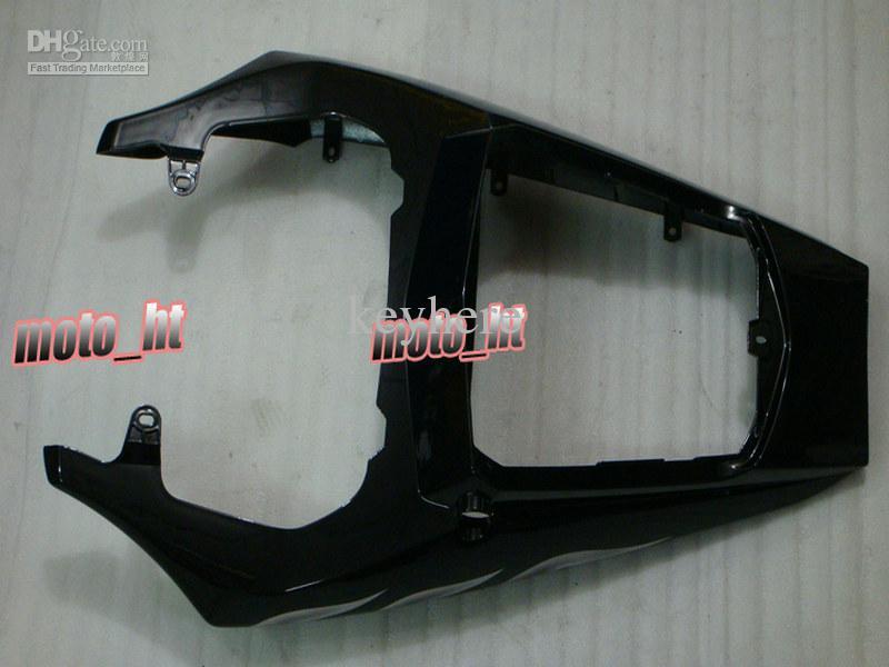 YAMAHA YZF-R6 용 실버 불꽃 모터 페어링 키트 2003 2004 2005 YZF R6 03 04 05 yzf600 YZFR6 03-05