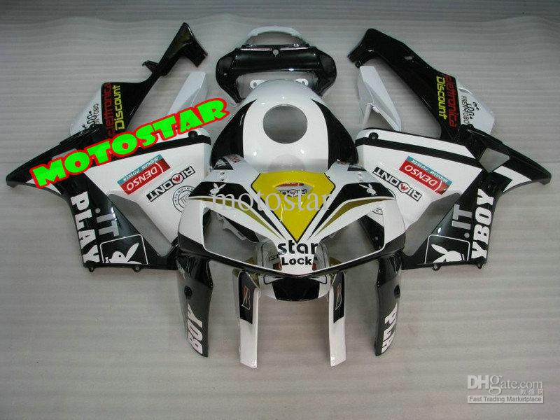 PLAYBOY ! ABS Fairings kit for Honda CBR600RR 2005 2006 CBR 600RR cbr600 F5 05 06 Injection mold fairing