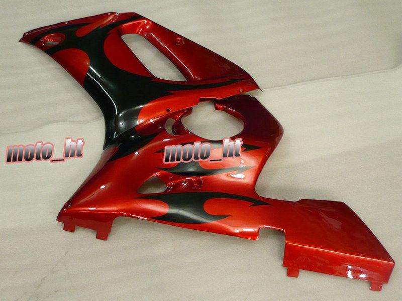 Hi-qualty motorcycle Fairings For YZF-R6 1998 1999 2000 2001 2002 YZF R6 98 99 00 01 02 YZFR6 98-02 fairing kit R691