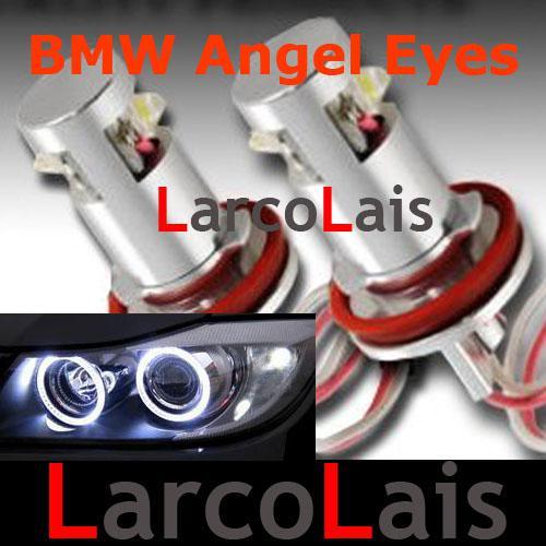 2019 20 Off 2x 10w H8 Angel Eyes Halo Ring Led Light Bulb Lamp For Bmw E92 E93 X5 X6 E63 E70 E71 E82 E87 From Larcolais 31 31 Dhgate Com