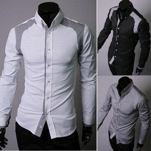 2017 Men's Shirt Cheap Mens Shirts Men Dress Shirt Mens Casual ...